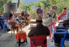 Photo of वालिङ विकासको लागि तिनै तहका सरकार मन्त्री अर्यालको घरमा