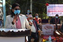 Photo of स्वास्थ्य क्षेत्रमा क्रान्तिको दिन : मन्त्री अर्याल