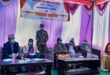 Photo of भुमि बैंक पुँजीपतीलाई पोस्नका निमित्त होईन्:मन्त्री अर्याल