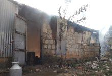 Photo of वालिङमा आगलागी हुँदा १५ लाखको क्षति