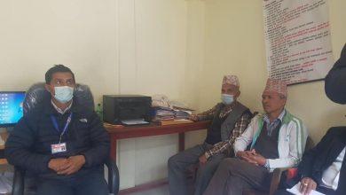 Photo of गल्याङका वडामा मेलमिलाप समिति गठन गर्ने क्रम जारी