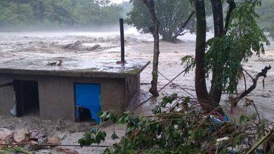 Photo of सेतीबेनी बजार जोखिममा १८ घर डुवानमा : ८ घर पूर्ण क्षति