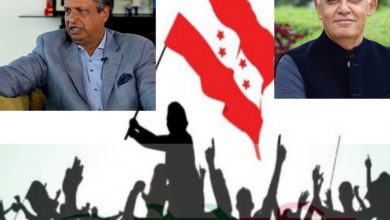 Photo of उद्योगपति विनोद चौधरीको सक्रिय राजनीतिले डा.शशांक कोइराला त्रसित