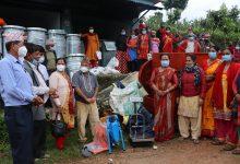 Photo of मकैको बिउ उत्पादन गर्न प्रोत्सहान गर्दै : फेदीखोला